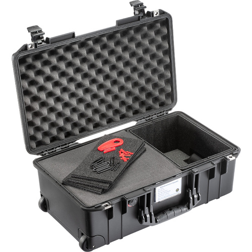 1535 Air Case TrekPak + Foam Hybrid Case